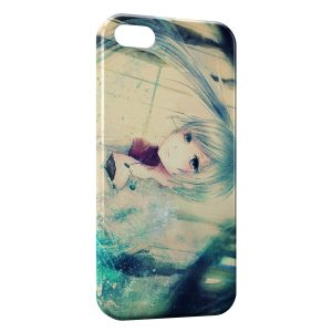 Coque iPhone 5C RWBY Manga 4