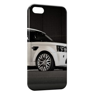 Coque iPhone 5C Range Rover voiture