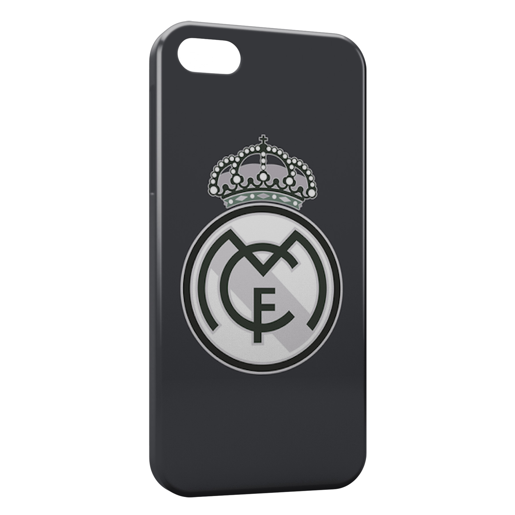 Coque iPhone 5C Real Madrid Football 8
