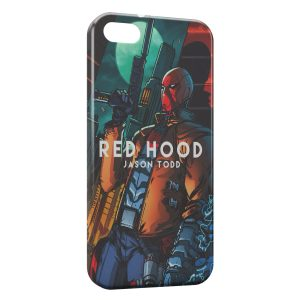 Coque iPhone 5C Red Hood Jason Todd