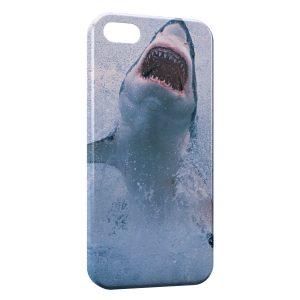 Coque iPhone 5C Requin