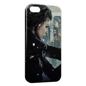 Coque iPhone 5C Resident Evil