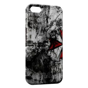 Coque iPhone 5C Resident Evil Jeu 4
