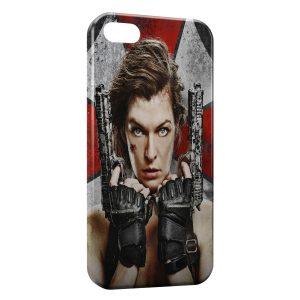 Coque iPhone 5C Resident Evil Jeu 6
