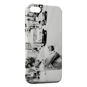 Coque iPhone 5C Rihanna4