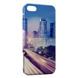 Coque iPhone 5C Road Speed