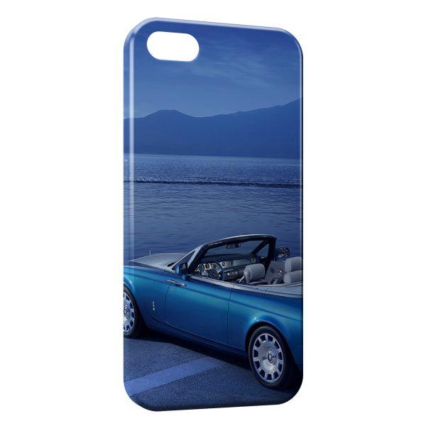 Coque iPhone 5C Rolls Royce Phantom Voiture