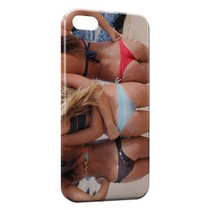 Coque iPhone 5C Sexy Girl Beach 12