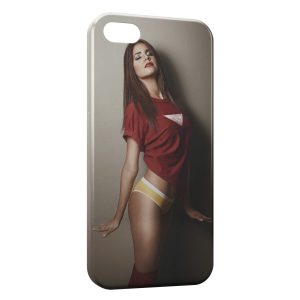 Coque iPhone 5C Sexy Girl Comics 4