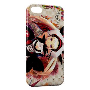Coque iPhone 5C Sexy Girl Manga