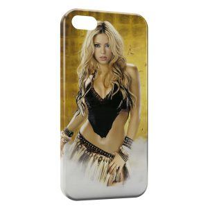 Coque iPhone 5C Shakira