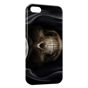 Coque iPhone 5C Skull Evil