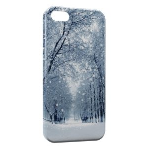 Coque iPhone 5C Snow is shining