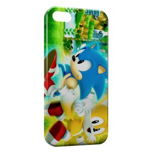 Coque iPhone 5C Sonic 3