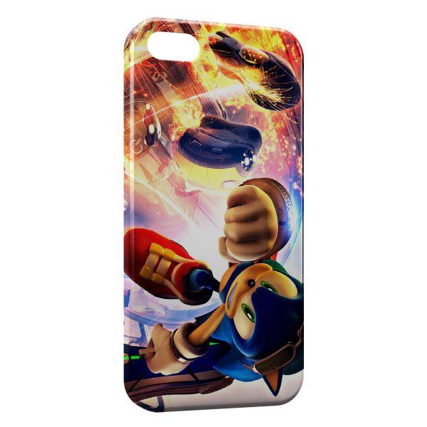 Coque iPhone 5C Sonic 7