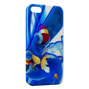 Coque iPhone 5C Sonic 9