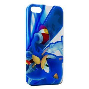 Coque iPhone 5C Sonic 9
