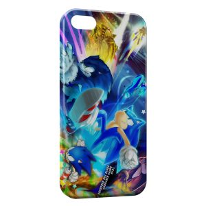 Coque iPhone 5C Sonic Power