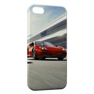 Coque iPhone 5C Speed Car Voiture