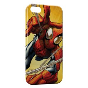 Coque iPhone 5C Spiderman Vintage Comics 3