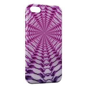 Coque iPhone 5C Spirale 5