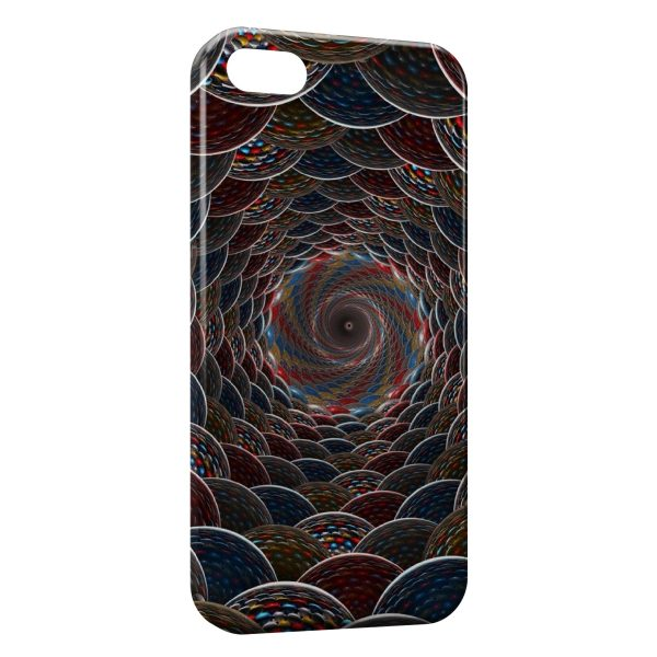 Coque iPhone 5C Spirale 6