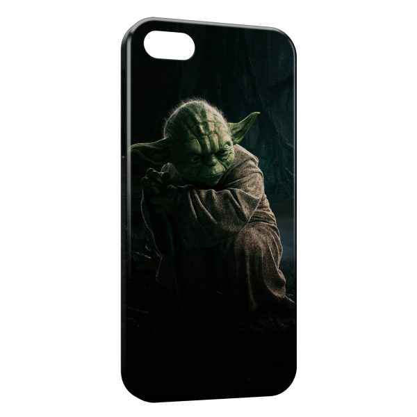 Coque iPhone 5C Star Wars Yoda
