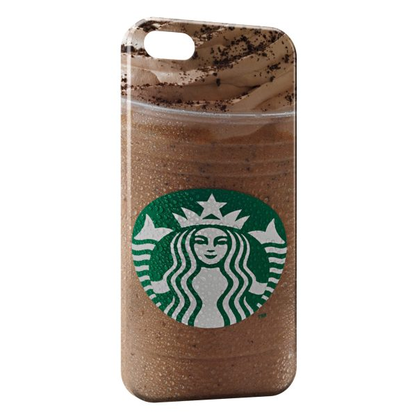 Coque iPhone 5C Starbucks