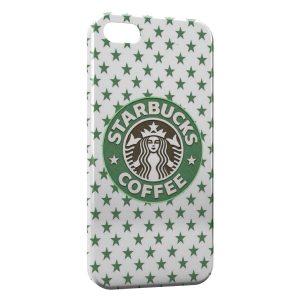 Coque iPhone 5C Starbucks Coffee Design Green