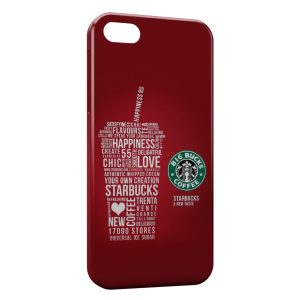 Coque iPhone 5C Starbucks New Taste