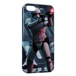 Coque iPhone 5C Stormtrooper Star Wars Graphic 3 Fire