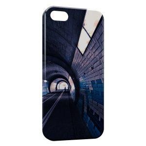 Coque iPhone 5C Subway