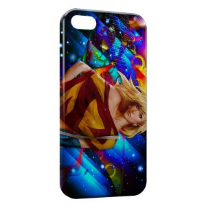 Coque iPhone 5C SuperGirl 2