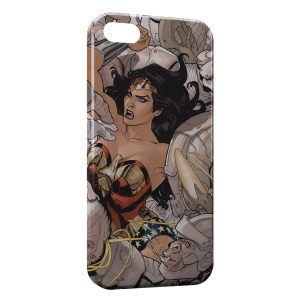 Coque iPhone 5C SuperWoman 2