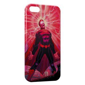 Coque iPhone 5C Superman Eyes Power
