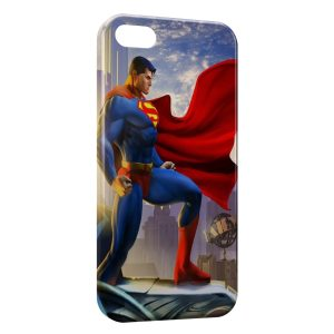 Coque iPhone 5C Superman Style