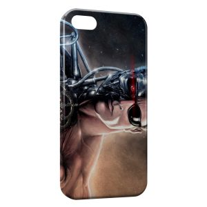 Coque iPhone 5C Terminator 4