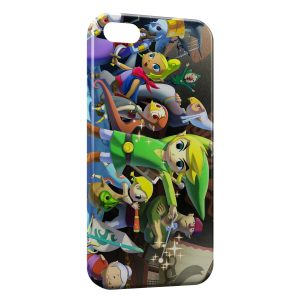 Coque iPhone 5C The Legend of Zelda Junior