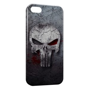 Coque iPhone 5C The Punisher Art