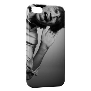 Coque iPhone 5C The Rolling Stones Mike Jagger