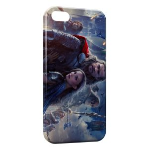 Coque iPhone 5C Thor 4