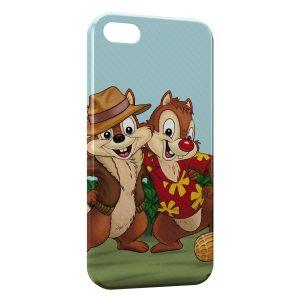 Coque iPhone 5C Tic et Tac Animé
