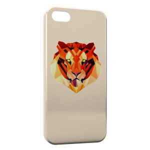 Coque iPhone 5C Tiger Style