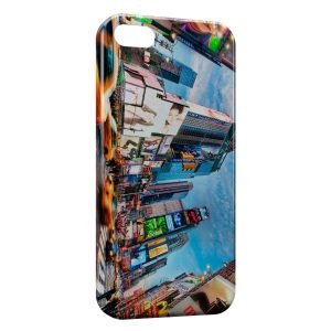 Coque iPhone 5C Times Square New York