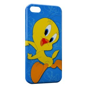 Coque iPhone 5C Titi Blue Style 2