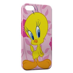 Coque iPhone 5C Titi Pink Style