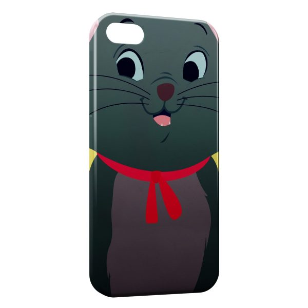 Coque iPhone 5C Toulouse Aristochats