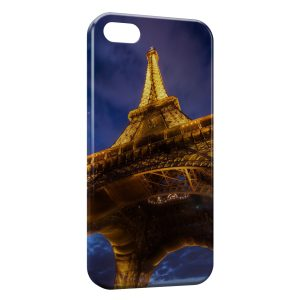Coque iPhone 5C Tour Eiffel