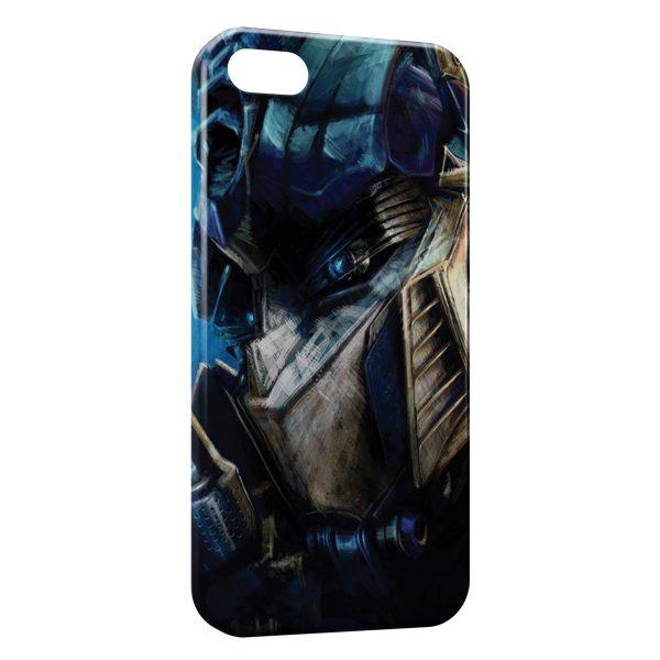 Coque iPhone 5C Transformers