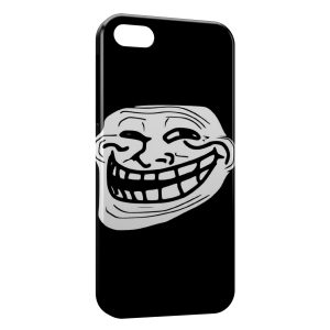 Coque iPhone 5C Troll